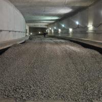 WHL Tunnel Fotodoku 130111